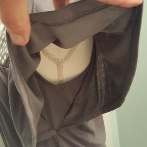 Behind The Seams Tops - NWOT Behind The Seams Tunic with Silver Grommets